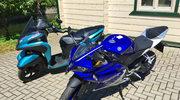 Motocykle 125 ccm - zmieniać osobiście, czy zdać się na automat?