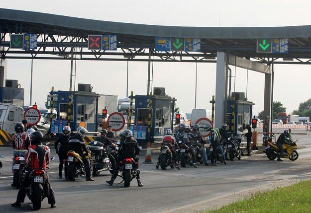 Motocykliści od dawna domagają się obniżenia opłat / Fot: Jacek Kozioł /Agencja SE/East News