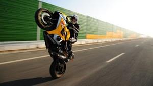 Motocyklista może więcej