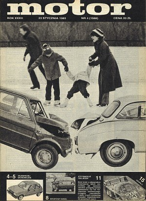 """""""Motor"""" 1/1983 /Motor"""