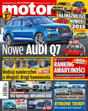 """""""Motor"""" 1/2015 /Motor"""