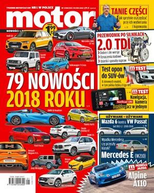 """""""Motor"""" 1/2018 /Motor"""