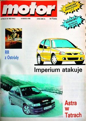 """""""Motor"""" 11/1992 /Motor"""