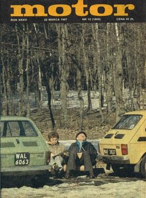 Motor 12/1987 /Motor