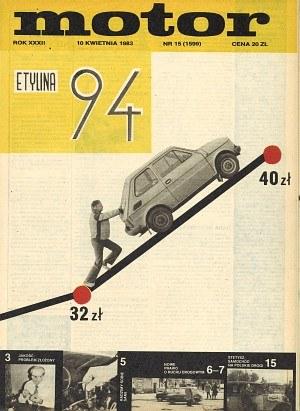 """""""Motor"""" 15/1983 /Motor"""
