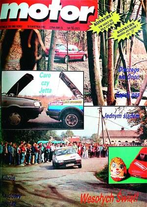 """""""Motor"""" 16/1992 /Motor"""