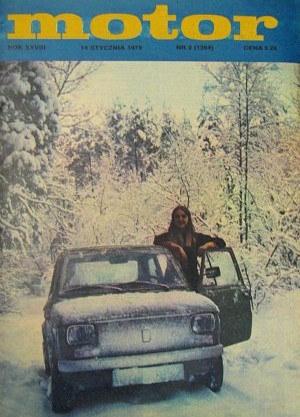 """""""Motor"""" 2/1979 /Motor"""