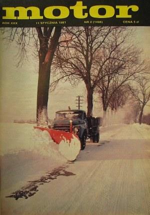 """""""Motor"""" 2/1981 /Motor"""