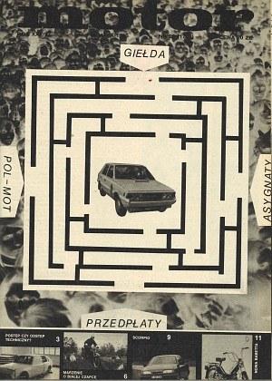 """""""Motor"""" 20/1985 /Motor"""