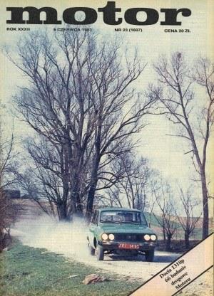 """""""Motor"""" 23/1983 /Motor"""