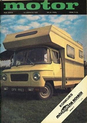 """""""Motor"""" 24/1988 /Motor"""