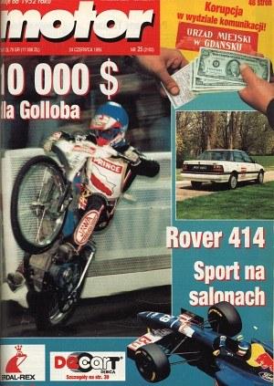 """""""Motor"""" 25/1995 /Motor"""