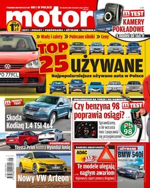 """""""Motor"""" 25/2017 /Motor"""