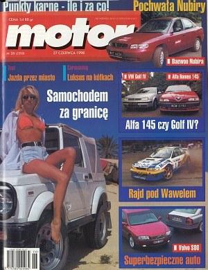"""""""Motor"""" 26/98 /Motor"""