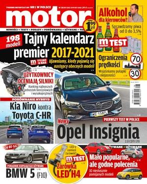 """""""Motor"""" 28/2017 /Motor"""