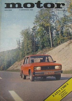 """""""Motor"""" 31/1982 /Motor"""