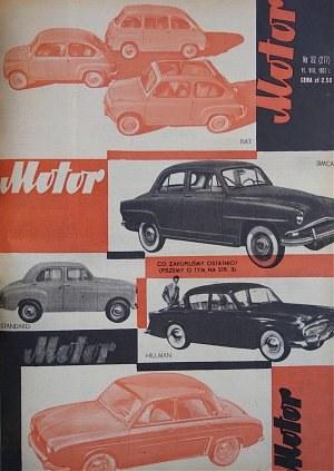 Motor 32/1957 /Motor
