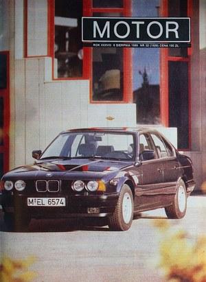 """""""Motor"""" 32/1989 /Motor"""