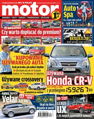 """""""Motor"""" 34/2017 /Motor"""