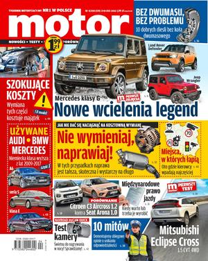 """""""Motor"""" 4/2018 /Motor"""