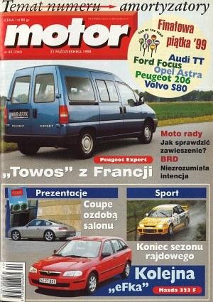 """""""Motor"""" 44/1998 /Motor"""