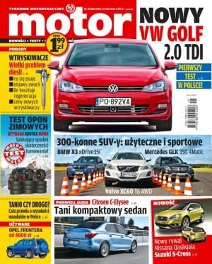 """""""Motor"""" 45/2012 /Motor"""