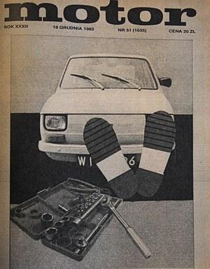 """""""Motor"""" 51/1983 /Motor"""