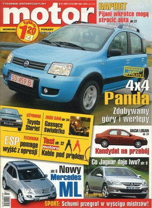 """Motor"" 51/2004 z 13 grudnia 2004 r. /Motor"