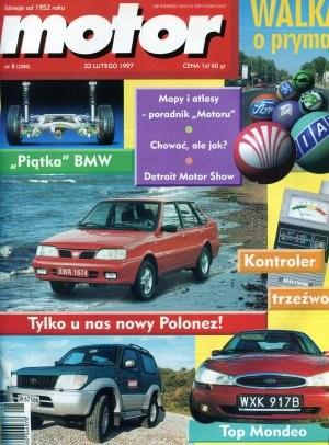 """""""Motor"""" 8/1997 /Motor"""