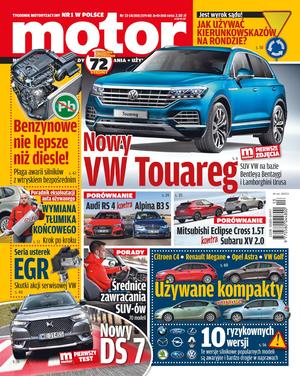 """""""Motor"""" nr 13-14/2018 /Motor"""