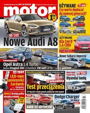 """""""Motor"""" nr 15/2016 /Motor"""