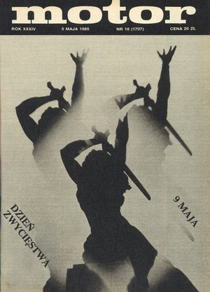 """""""Motor"""" nr 18 z 5 maja 1985 r. /Motor"""