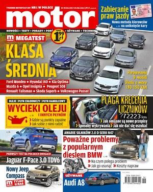 """""""Motor"""" nr 19/2016 /Motor"""