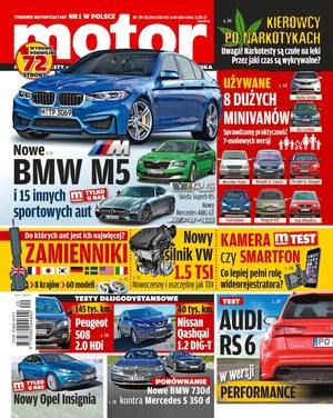 """""""Motor"""" nr 20-21/2016 /Motor"""