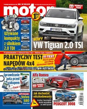 """""""Motor"""" nr 22/2016 /Motor"""