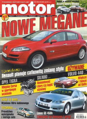 """""""Motor"""" nr 22 z 29 maja 2006 r. /Motor"""