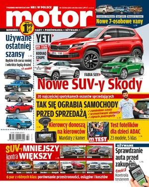 """""""Motor"""" nr 23/2016 /Motor"""