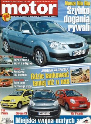"""Motor"" nr 26 z 27 czerwca 2005 r. /Motor"