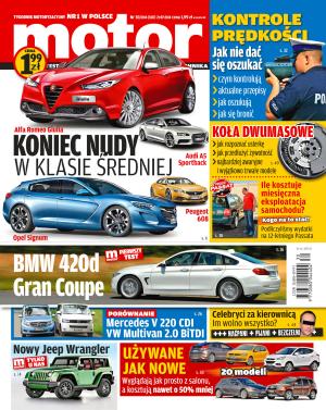"""""""Motor"""" nr 30/2014 /Motor"""