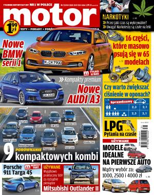 """""""Motor"""" nr 31/2014 /Motor"""
