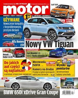 """""""Motor"""" nr 31/2015 /Motor"""