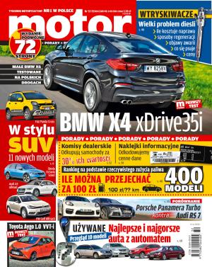 """""""Motor"""" nr 32-33/2014 /Motor"""