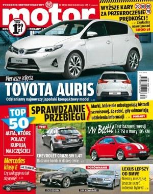 """""""Motor"""" nr 34/2012 /Motor"""