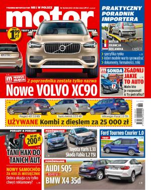 """""""Motor"""" nr 36/2014 /Motor"""