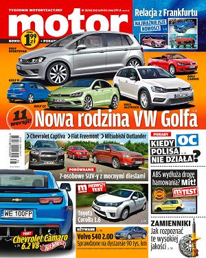"""""""Motor"""" nr 38/2013 /Motor"""