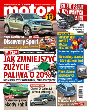 """""""Motor"""" nr 38/2014 /Motor"""
