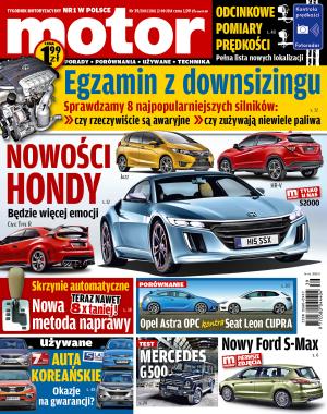 """""""Motor"""" nr 39/2014 /Motor"""