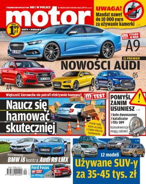 """""""Motor"""" nr 40/2014 /Motor"""