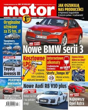 """""""Motor"""" nr 42/2015 /Motor"""