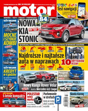 """""""Motor"""" nr 43-44/2017 /Motor"""